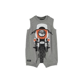 RETRO BIKE JUMPSUIT