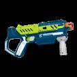Pistola verde