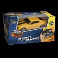 Caja coche amarillo
