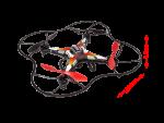 Smart Drone Dimensiones