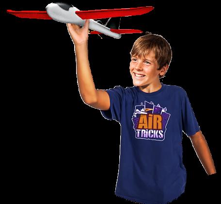Air Surfer Kid