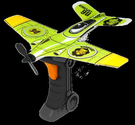 Acrobatic Sport Green