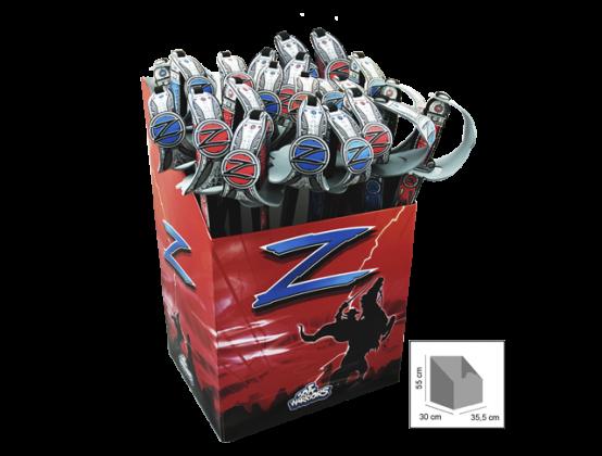 zorro display