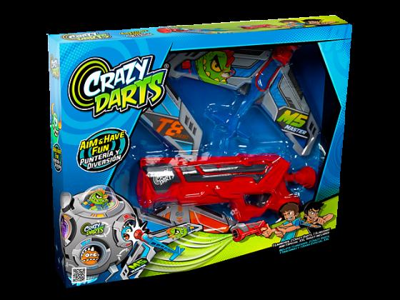 Crazy Darts pistola