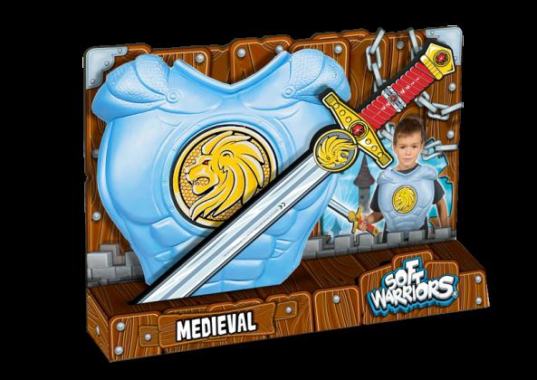 Pack armadura y espada