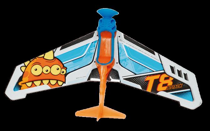 Crazy blister T8