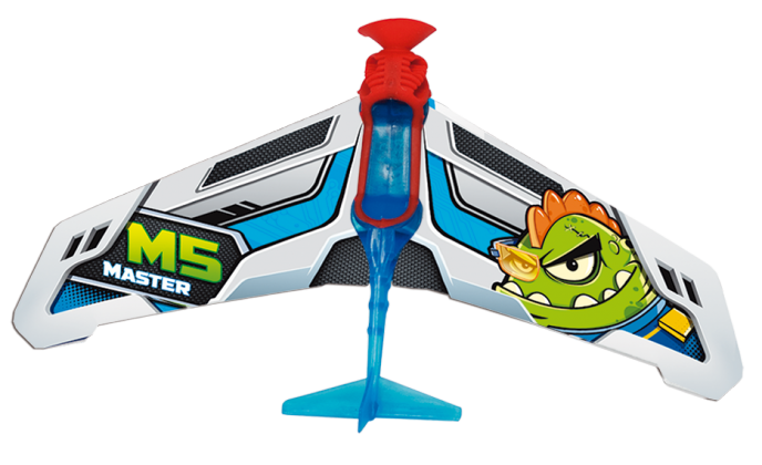 Crazy Darts Launcher M5