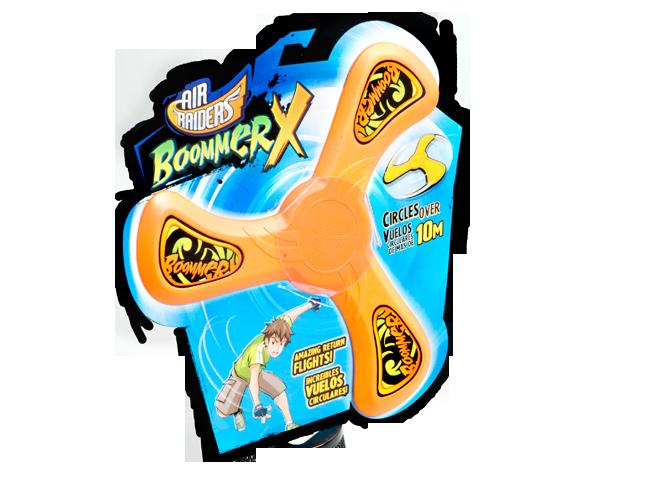 BOOMER-X