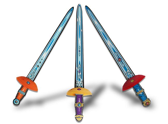 Espadas Mosqueteros
