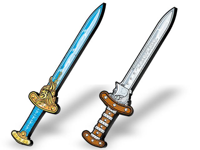 Espadas Vikingas