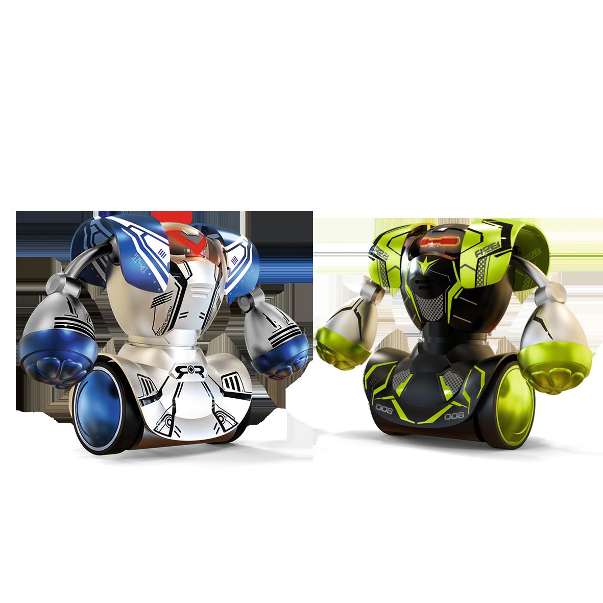 Robo Kombat Twin