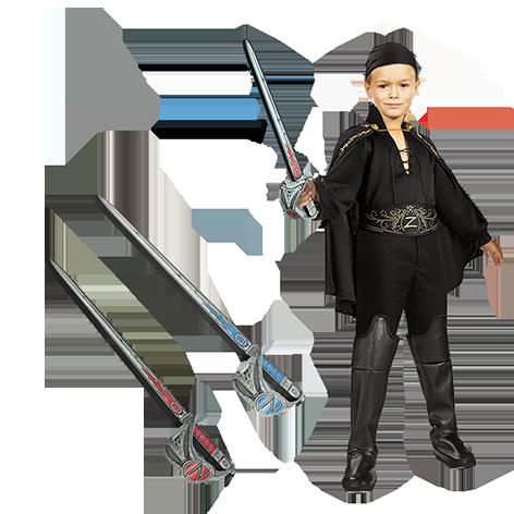 "Espadas ""El Zorro"""