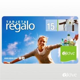 Gift Card worth 15 Euros