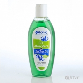 Gel Aloe Vera & Tea Tree Oil