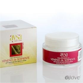 Crema Anti Arrugas con Veneno de Vibora de Serpiente EJ139