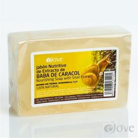 Jabón Nutritivo de Extracto de Baba de Caracol EJ049