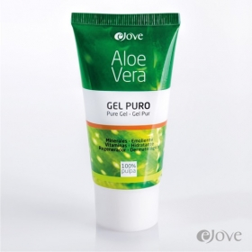 Pure Aloe Vera Gel in Tube
