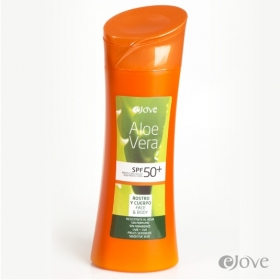 Solar Protection Body Cream with SPF 50+