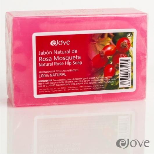 Jabon de Rosa Mosqueta